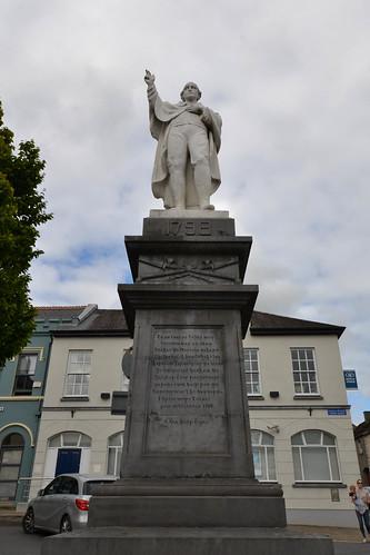 John Murphy Statue