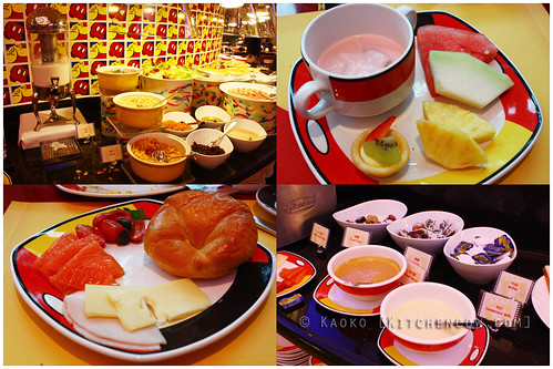 HK Disneyland - Breakfast Buffet