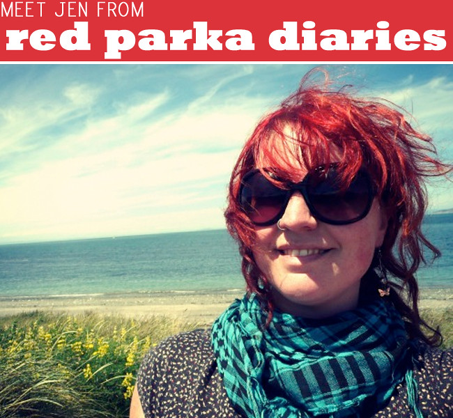 Sponsor Jen Red P Diaries
