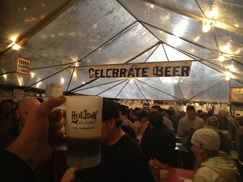 2012 Holiday Ale Festival: Celebrate Beer