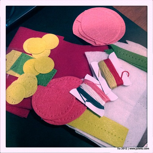 Felt Stocking Kit