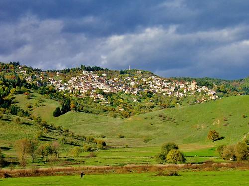 nature landscape europe village greece thessaly karditsa kanalia ελλαδα θεσσαλια καρδιτσα καναλια βησσαριου vissariou