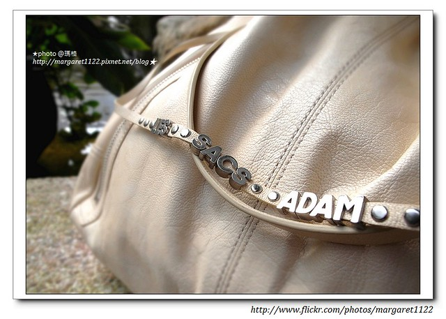 日本皇室御用包袋品牌~Les sacs Adam