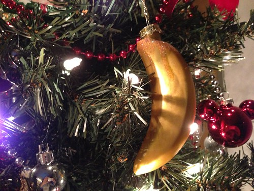 The Banana Ornament