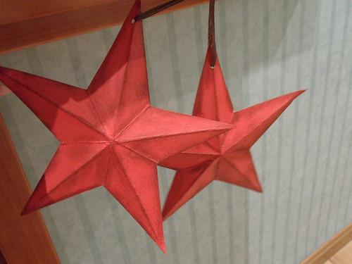 Estrellas cartón 1