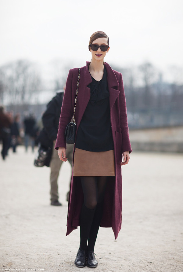 brown_leather_skirt_burgundy_coat