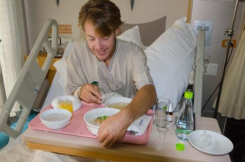 Eric at BNH Hospital
