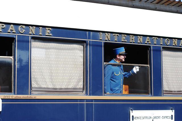 Orient Express detail