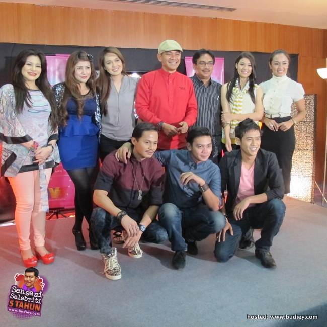 Barisan Pelakon Drama Setia Hujung Nyawa Bersama Rosyam Noor Penerbit Suhan Movies & Trading Sdn Bhd