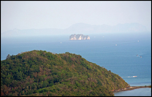 View east from Khao Kad