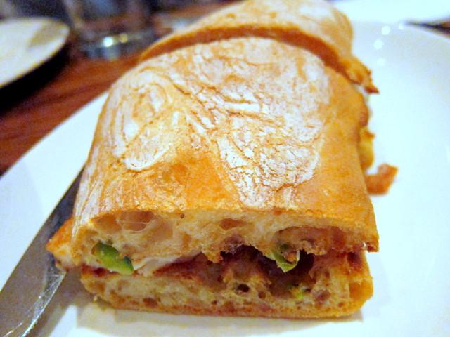 Mackeral Sandwich