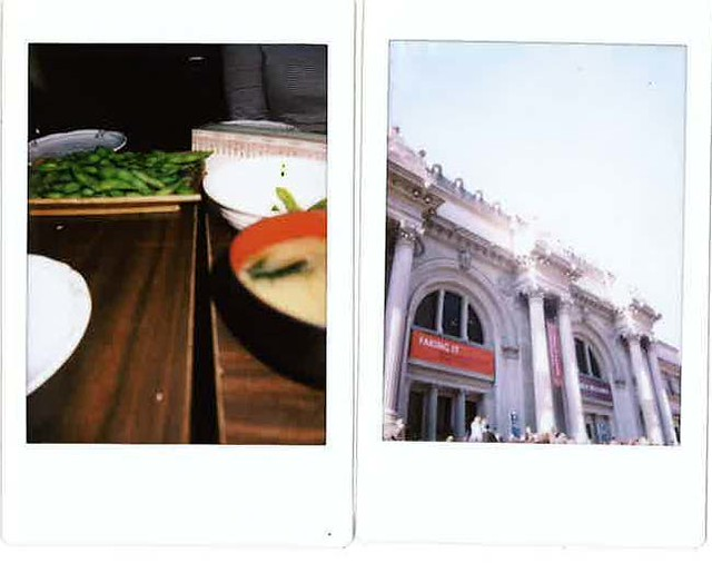 NYC Polaroid