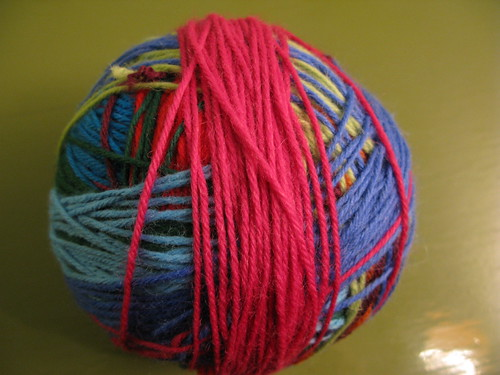 Magic Yarn Ball 2012
