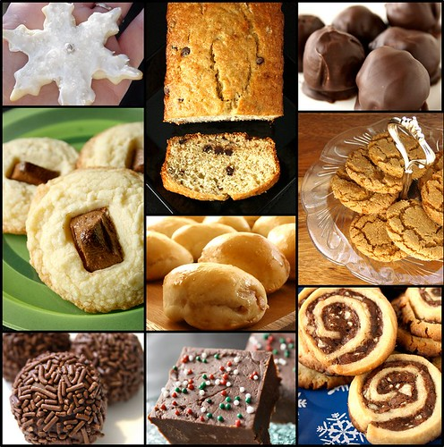 Suzie the Foodie's Holiday Treats