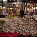Piles of Garlic at Hurghada's Fresh Market - Egypt