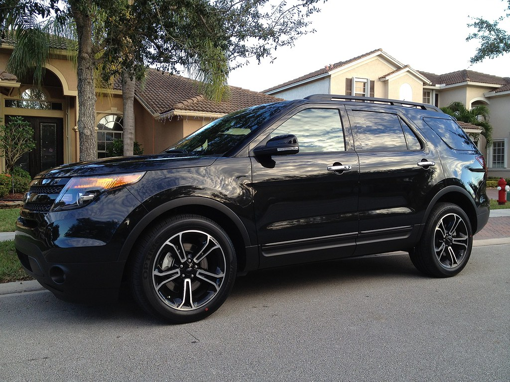 Hi Group New Member Here From South Florida W A 2013 Explorer Sport
