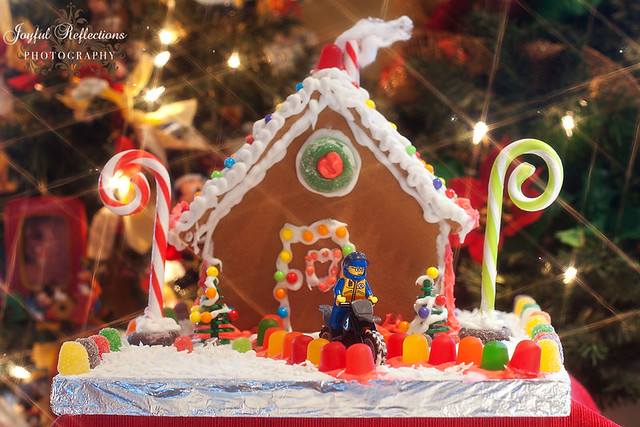 "Christmas Tradition ~ ""Gingerbread House""."