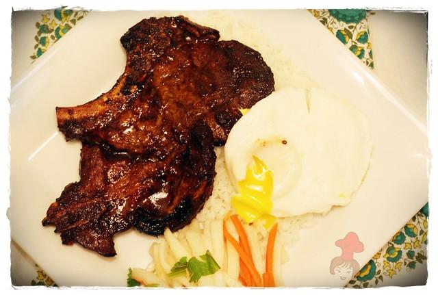 越式烤豬排 Vienamese Grilled Porkchop 11