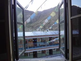 Alojamento em Nyalam Tibete