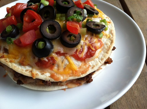 Mexican Pizzas