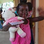 Novena de Navidad: Juguetes y Meriendas para niños de Africa
