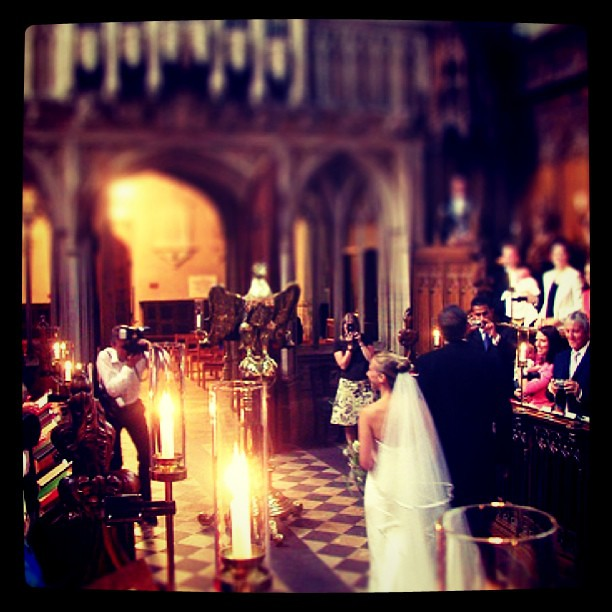 Happy Couple #wedding #oxford #magdalen