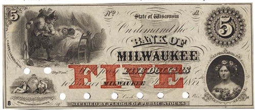 Santa Claus Milwaukee note