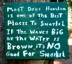 snorkel_sign