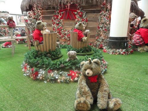 Natal dos Ursos - Shopping Iguatemi - 2012DSC02613 by Ze Alfredo