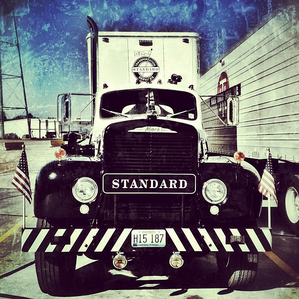 Mack Truck front view #truckersjourney #truckinglife # ...