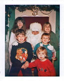 Christmas with Santa — 2002