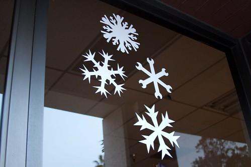 CNC Snowflakes 20