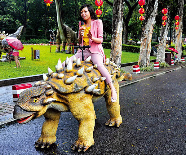 Animatronic Dinosaur Rides for Sale