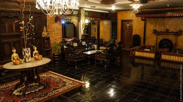 Отель Istana Batik Ratna