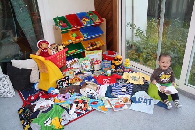 Christmas Loot 2012