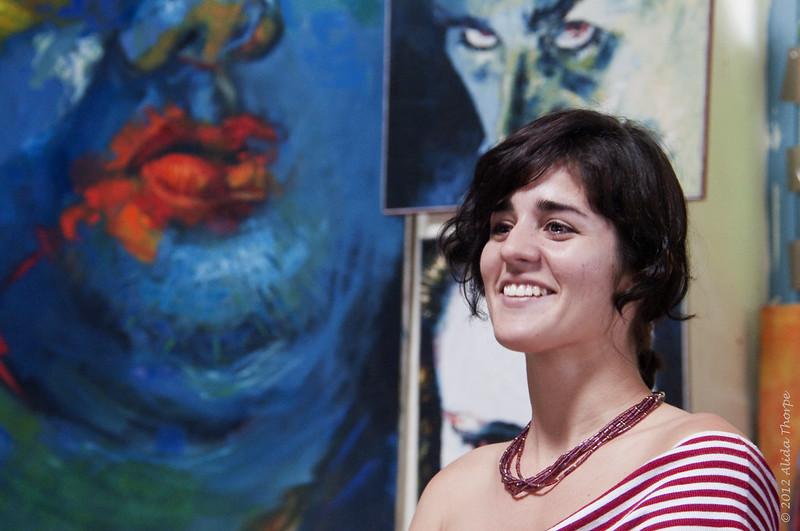 artist student