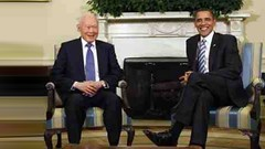 Lee Kuan Yew & President Obama @White House
