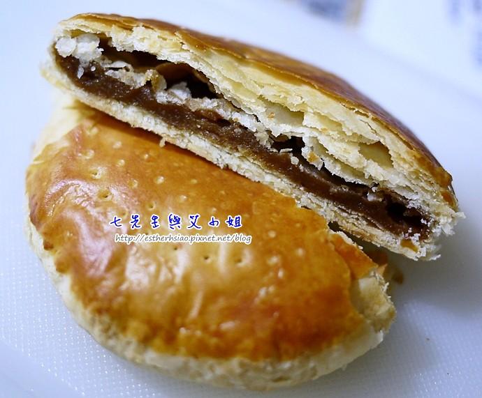 12 黑糖老婆餅
