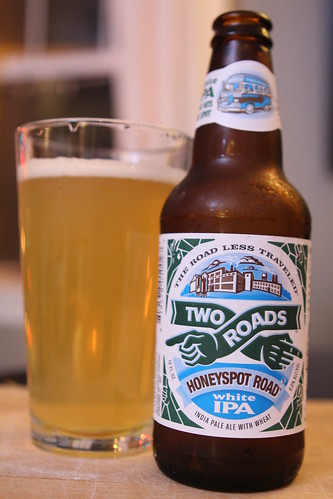 Two Roads Brewery White IPA