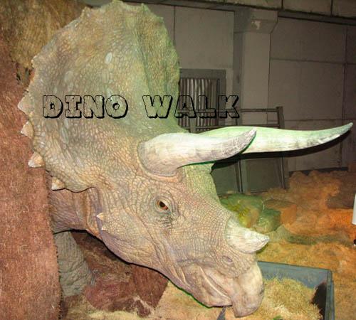 Animatronic Dinosaur Pachycephalosaur for Sale