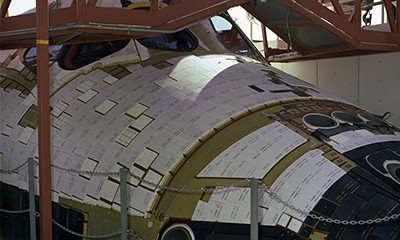 space shuttle atlantis tile damage - photo #31