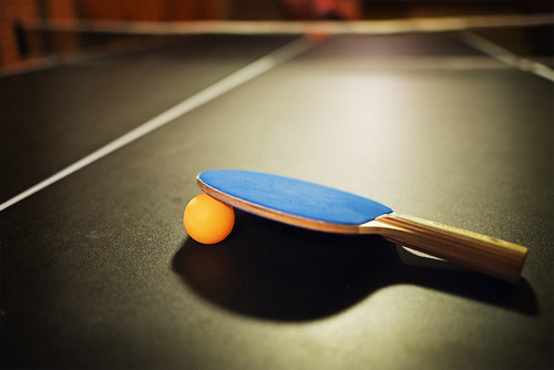 Ping Pong ~ Table Tennis