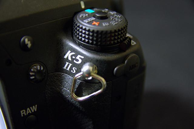 [開箱]視覺的擴張 K-5IIs