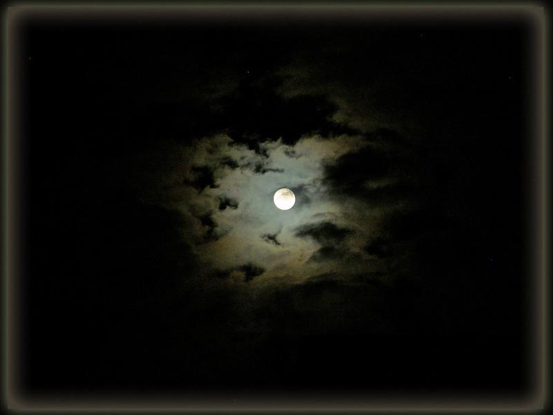 ~ night sky 12.28.2012