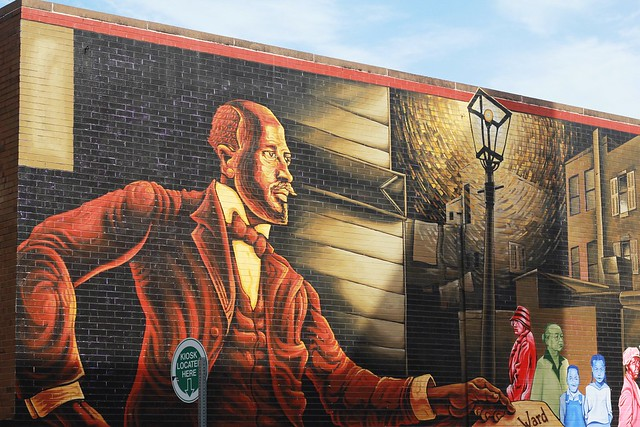 South Street mural, Philadelphia