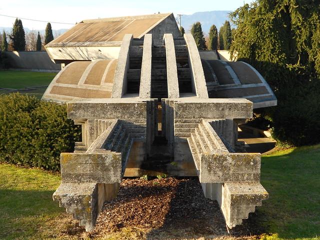 Arcosolio - Tomba Brion - Carlo Scarpa
