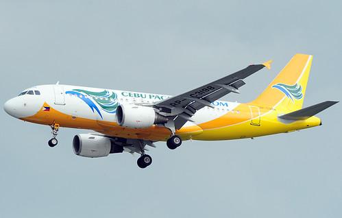 RP-C3198 A319-111 Cebu Pacific Air