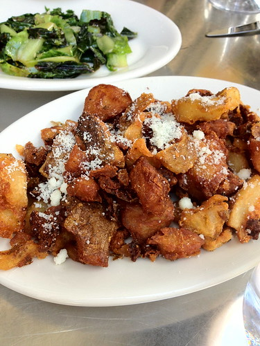 Crispy Potatoes V@