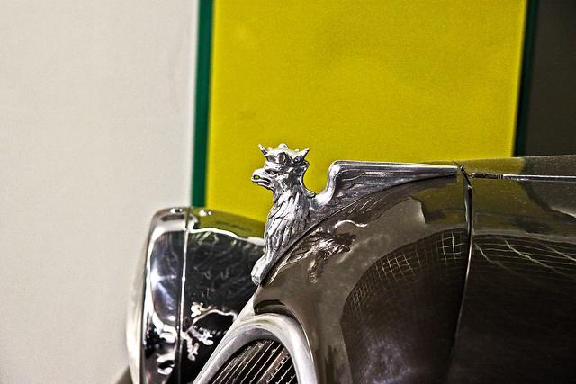 Stoewer Sedina Cabriolet 1937 Griffin Pomerania (6684)