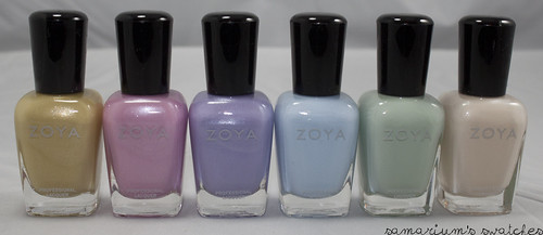 Zoya Lovely 2013 Spring Collection (2)